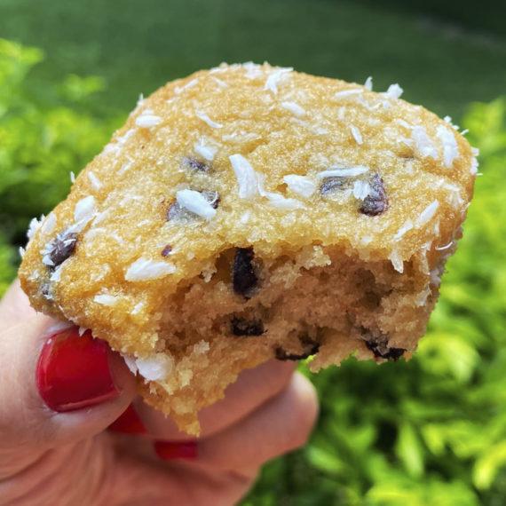 Muffin Coco Sem Açúcar da BeLive