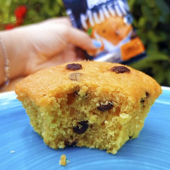Muffin Laranja Sem Açúcar da BeLive