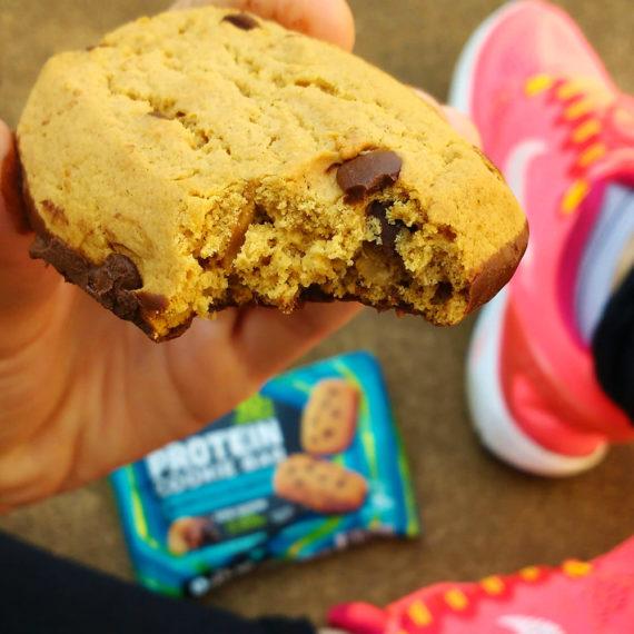 Cookie Bar Protein é um dos produtos proteicos da Belive