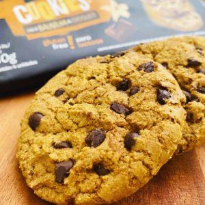 Cookie Sem Glúten Baunilha e Chocolate Belive