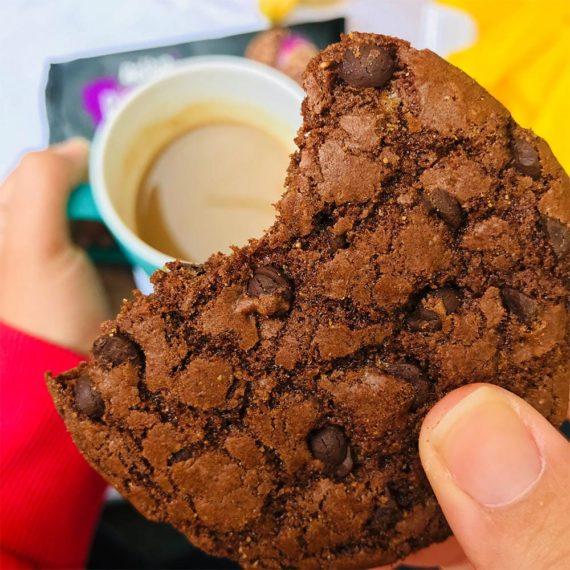 Cookie Sem Glúten Double Chocolate Belive