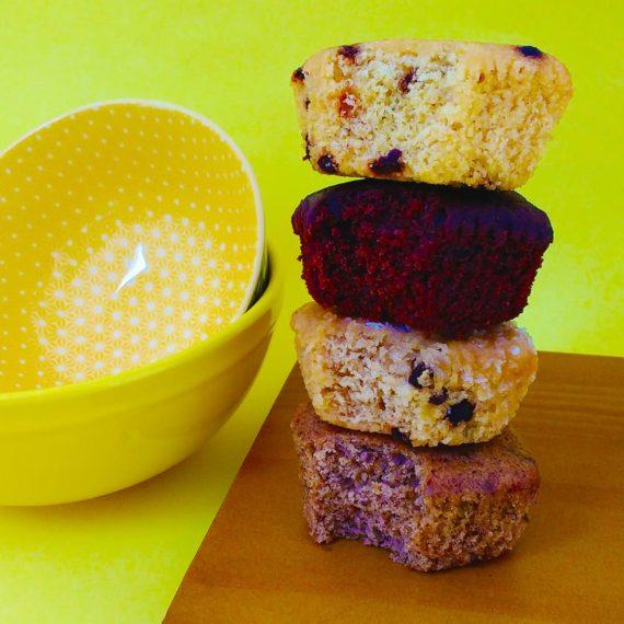 Doces Sem Açúcar Muffins Belive