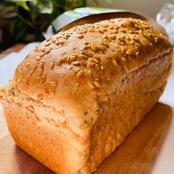 Pão Sem Glúten e Sem Lactose Multigrãos Super Macio da Belive
